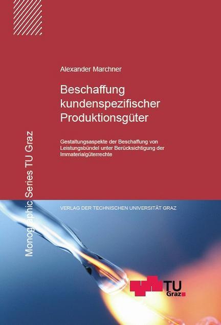 978 3 85125 031 2jpg alexander marchner beschaffung kundenspezifischer produktionsgter - Produktionsguter Beispiele